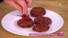 A vegán séf elárulta, hogyan lehet céklából fasírtot készíteni - tv2.hu/... Beef, Vegan, Ethnic Recipes, Food, Youtube, Meat, Essen, Meals, Vegans