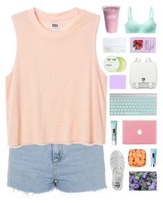 """""""nobody's ever gonna lead me to the truth"""" by moonlightxbby ❤ liked on Polyvore featuring Topshop, H&M, Nip+Fab, Clinique, JuJu, Uniqlo, NARS Cosmetics and Proenza Schouler"""