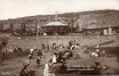 Weston Super Mare UK. Weston Super Mare, Bristol, Dolores Park, British, Street View, Earth, Photos, Travel, Vintage