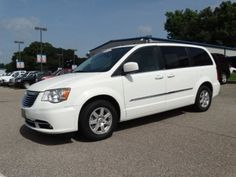 2013 Chrysler Town & Country $0