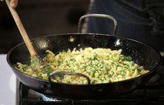 Receta: Goulash con spaetzle | Narda Lepes