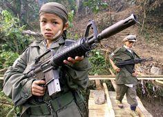 Что на самом деле творится в Мьянме