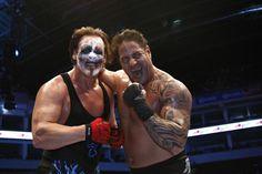Sting & Ricky Banderas El Mesias