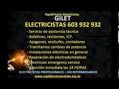 Electricistas GILET 603 932 932 Baratos