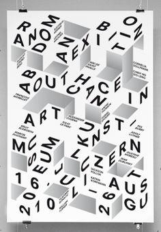 Designspiration — Random Posters « FEIXEN: Design by Felix Pfäffli