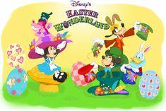 Easter Wonderland