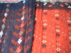 Jamdani Fabrics and Sarees