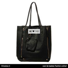 Shop deze tas van Supertrash op http://vmds.nl/eK! PIN IT!