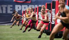 Friday   2013 CrossFit Games