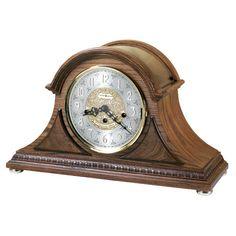 Found it at Wayfair - Barrett II Mantel Clock