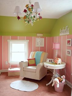 Isabella's Sweet and Charming Nursery   Project Nursery