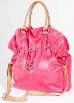 Chicas Walk Tasche Snake schlange pink - Chicas Walk online bestellen - bonprix.de