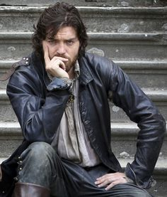 The Musketeers - Athos (or Tom kind of hard to tell...) :P