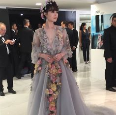 """necromancerbarbie:  """"I just wanna say the first time I saw fan bingbing I was like """"she's a Virgo"""" and I looked up her birthday and I was right  """""""