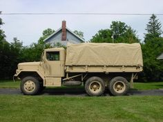 U.S. Army M35A2 Duce and a Half Cargo (Tan)