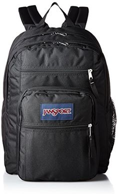 Jansport Big Student Backpack (Black) JanSport https   www.amazon. d6a264d57e783