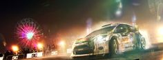 Dirt showdown gymkhana facebook cover