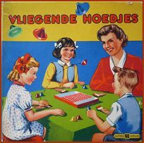 """""""Vliegende hoedjes"""" - Flying hats...oh, I used to play this so often..."""