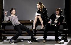 Daniel Radcliffe, Emma Watson & Rupert Grint – Harry Potter
