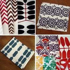 block prints