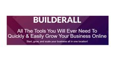 What is Builderall about? It is an online platform, specially designed for entrepreneurs or struggling businessmen who want to start their own business or . Starting Your Own Business, Start Up Business, Online Business, Marketing Software, Affiliate Marketing, Make Money From Home, How To Make Money, Buy Domain, How To Attract Customers