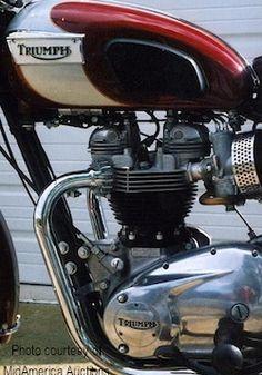 1970 Triumph Bonneville Sun & Fun Motorsports 155 Escort LN, Iowa City, Iowa 319-338-1077