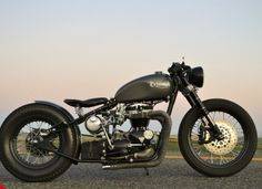 '66 #Triumph #Bonneville - A perfect #Motorcycle! #Speed #Power #Style #Design #Classic #Beauty