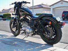 Club/Thug style Sportster? - Harley Davidson Forums