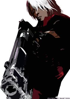 Devil May Cry Art | Devil May Cry Vector by evilneil on deviantART