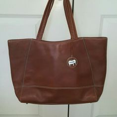 My Walit large leather tote Beautiful and flawless large leather tote is up for grabs.   Hate to part,  but I have more bags then I need.   No marks,  tears or rips.   Used once. My Walit Bags Totes