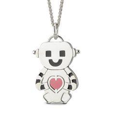 This little guy is so cute! <3 #MeeoMiia #Jewelry #BabyBot