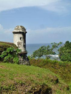 Fort San Lorenzo, near Portobelo
