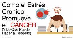 El estrés psicológico provoca inflamación, que es una característica de la mayoría de las enfermedades, como obesidad, diabetes, enfermedad cardíaca y cáncer. http://articulos.mercola.com/sitios/articulos/archivo/2016/03/24/el-estres-cronico-y-el-cancer.aspx