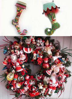 hmmm christmas wreath