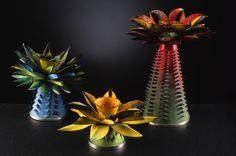 Linda Darty - candle sticks