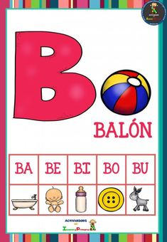 Silabario En Espanol Para … images, similar and related articles aggregated throughout the Internet. Spanish Activities, Preschool Learning Activities, Kids Learning, Classroom Behavior Management, School Games, Animal Alphabet, Cross Stitch Alphabet, School Colors, Classroom Themes