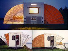 The Urban Camper - The Markies Designed by Eduard Bohtlingk - Country Living