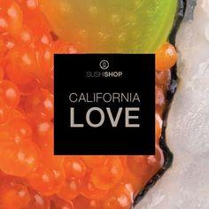 Leidenschaft in jedem Bissen.  Verliebt euch in unsere vielfältigen California Rolls unter http://www.mysushishop.de/de/livraison-california-rolls/