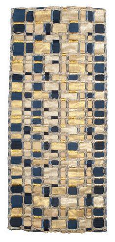 Mosaico - Maria Davila and Eduardo Portillo _37.99 x 16.73 in (96.49 x 42.49 cm)
