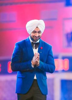 Actor and singer Diljit Dosanjh