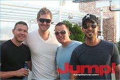 Climax Sundays, Denver's weekly rooftop party featuring DJ Tatiana, DJ Foos and Jordan P has returned for the summer. The DJs spin a mix of hip hop, dance, Latin and top 40 hits. There will be Go-Go boys, tasty food and drink specials! Doors open at 4 PM. 21+. Find out more after the Jump...