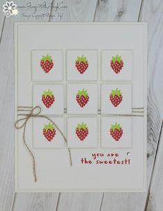Stampin' Up! Fruit Basket Bundle OnStage Presentation – Stamp With Amy K