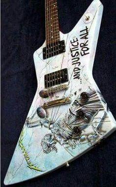 Metallica & Justice for aLL... Gutair/// Wdsta1 #bassguitar