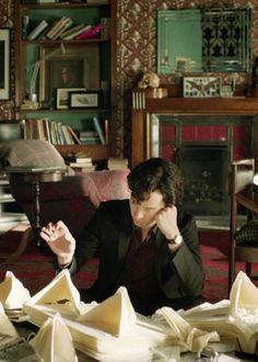 Wedding planner Sherlock is the best kinda Sherlock. Any Benedict-involved Sherlock is honestly the best kinda Sherlock Sherlock Holmes, Benedict Sherlock, Sherlock Fandom, Benedict Cumberbatch Sherlock, Sherlock John, Sherlock Bored, Sherlock Series, Watson Sherlock, Jim Moriarty