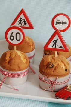 Liebesbotschaft: Frühstücks-Führerschein :-)