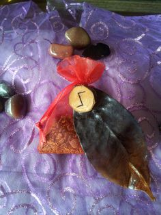 Handmade Herbal Infusion Healing/Health Charm in by LunasLight13 #alexpals