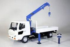 TADANO Tadano cargo crane 1/30 scale diecast model From Japan New 52 #Tadano