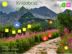 Discover more about Krajobraz górski ✌️ - Interactive Image Home Schooling, Kids House, The Incredibles, Education, English, Life, Image, Geography, English Language