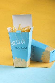 Hello // Packaging on Behance