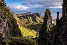 Breathless Point, Isle of Skye